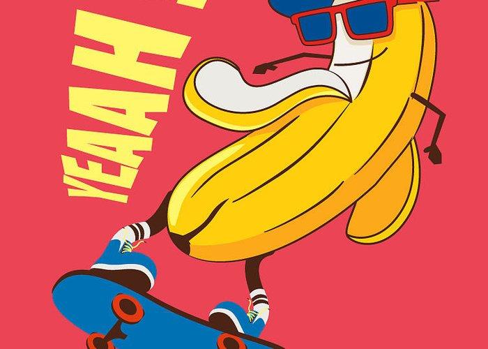 Skate Boarding Greeting Cards