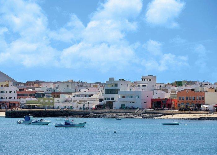 Fuerteventura Greeting Card featuring the photograph Spain, Canary Islands, Fuerteventura by Manchan