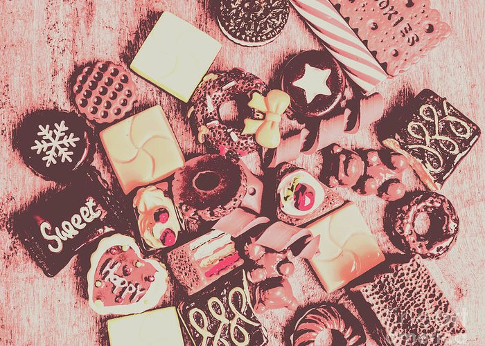 Confectionery Greeting Cards