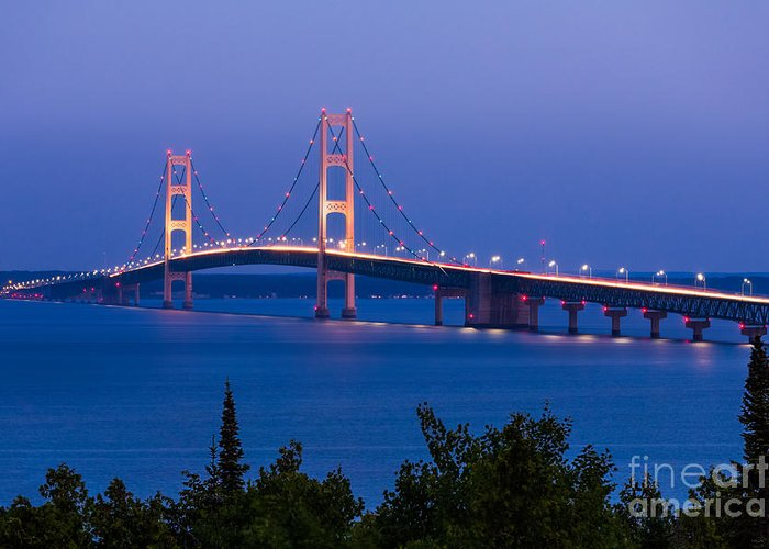 Upper Peninsula Photographs Greeting Cards