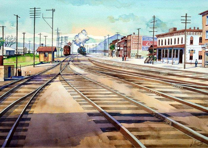 Rail Stationery
