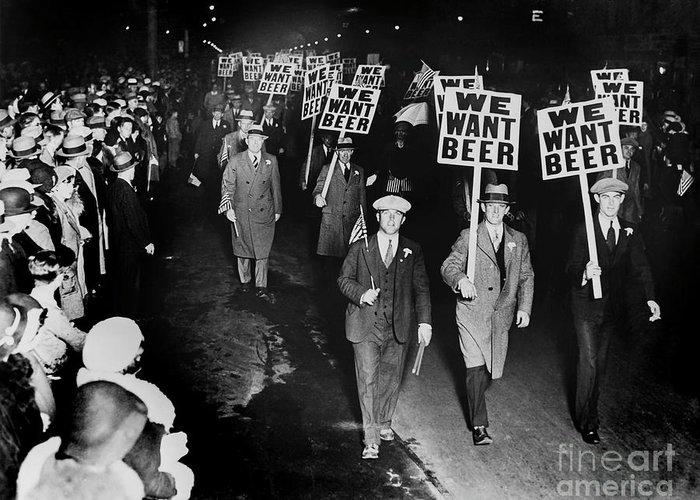 Prohibition Stationery