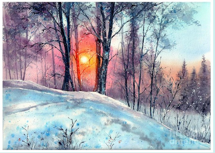 Paysage Greeting Cards