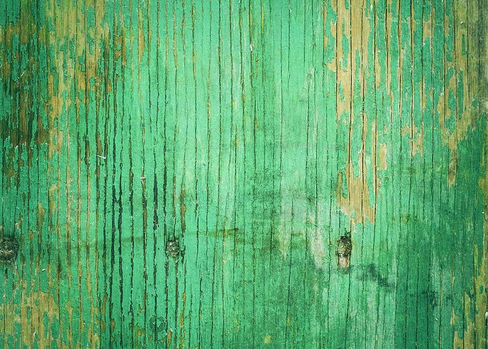 Unhygienic Greeting Card featuring the photograph Wooden Texture by Thepalmer
