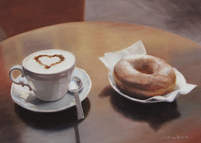 Donuts Greeting Cards