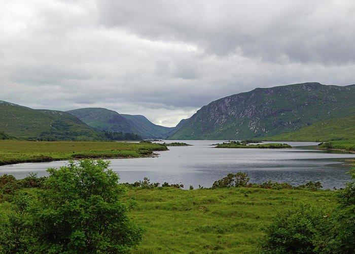 Ireland Landscapes Greeting Cards