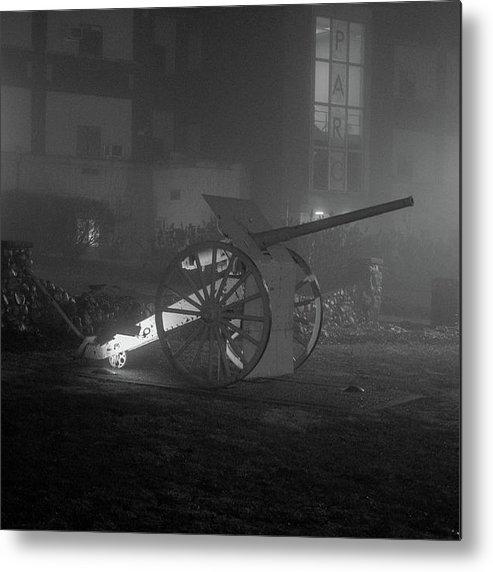 Photo Metal Print featuring the photograph Cms4 by Krisjan Krafchak