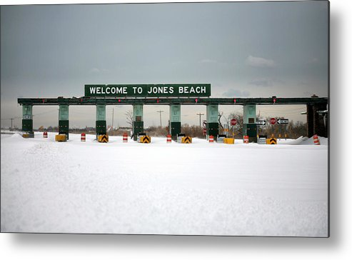 Waiting For Summer Metal Print featuring the photograph Waiting For Summer by JC Findley