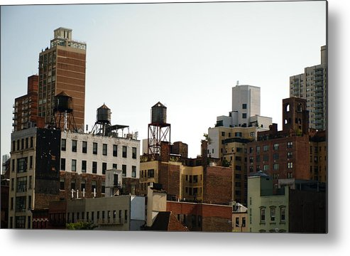 Love It Metal Print featuring the photograph NYC by Kareem Farooq