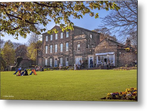 Crownest Park Metal Print featuring the photograph Dewsbury Museum by Mike Walker
