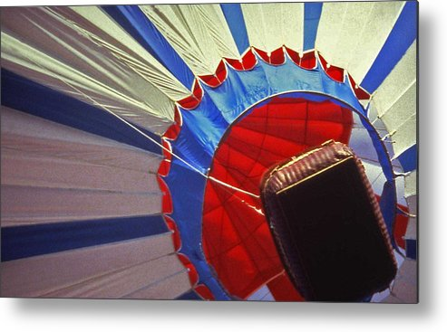 Tennessee Metal Print featuring the photograph Hot Air Balloon - 1 by Randy Muir