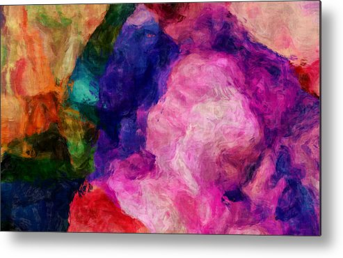 Dream Metal Print featuring the digital art In Dreams by Rora