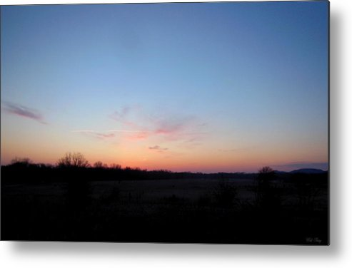 Sunrise Metal Print featuring the photograph Prairie Sunrise by Wild Thing