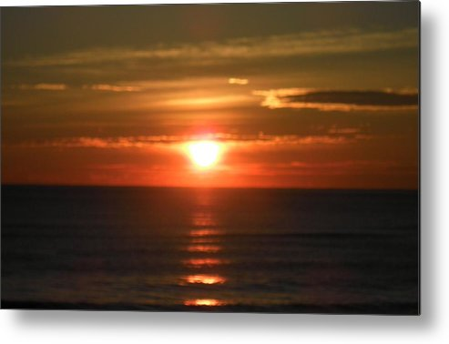 Sunrise Metal Print featuring the photograph You Are My Sunshine by John Meaney