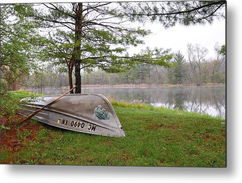 Landscapes Photography Metal Print featuring the photograph Spring Fever by Eugene Gabry