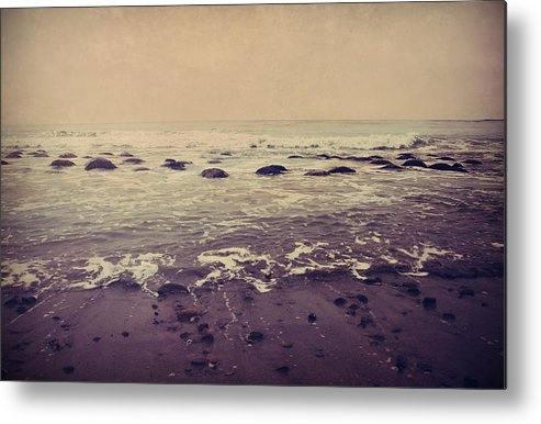 Point Arena Metal Print featuring the photograph Destined To Be by Laurie Search