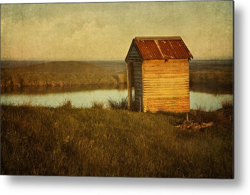Shack Metal Print featuring the photograph Ramshackle by Amy Weiss