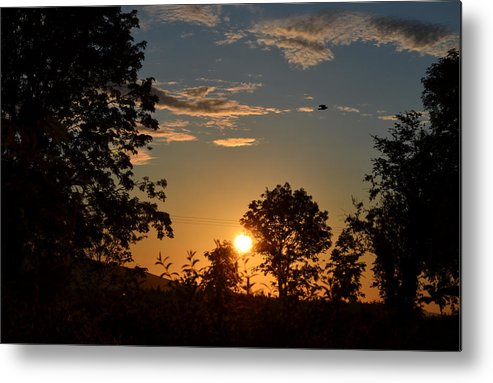 Sunrise Metal Print featuring the photograph Morning Ireland by Barbara Walsh