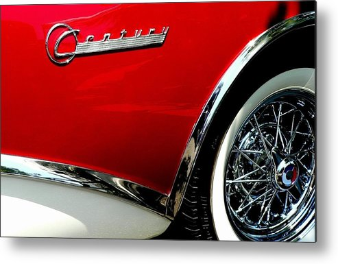 Century Metal Print featuring the photograph Century by Jeff Lowe