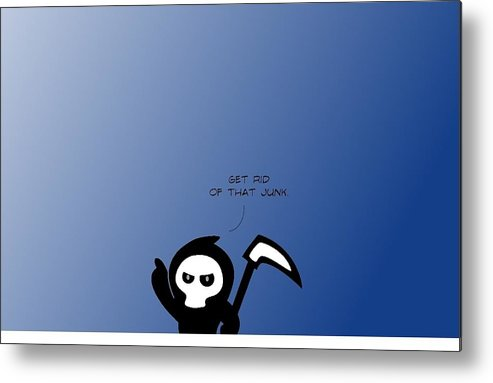 Other Metal Print featuring the digital art Other by Mery Moon