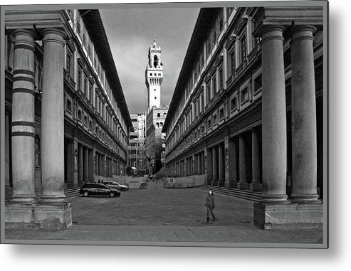 Florence Metal Print featuring the photograph Florence by Guy Ciarcia