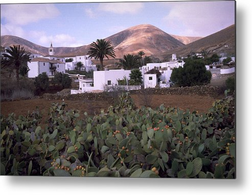 Fuerteventura Metal Print featuring the photograph Fuerteventura Iv by Flavia Westerwelle