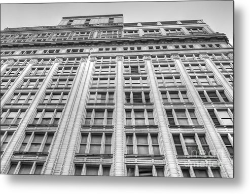 Portland Oregon Metal Print featuring the photograph Leaning Tower Of Portland by David Bearden