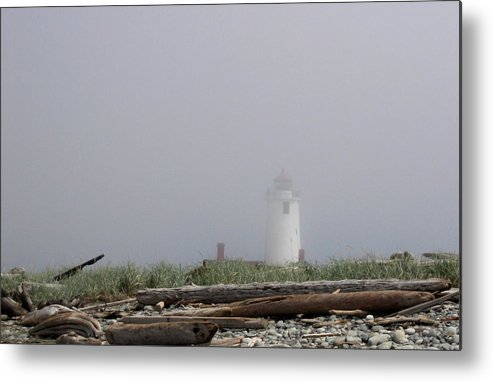 Lighthouse Metal Print featuring the photograph Lighthouse by Ty Nichols