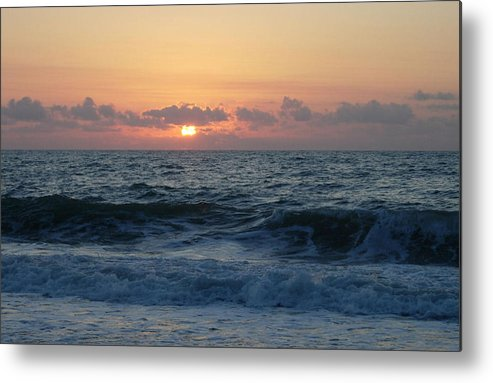 Majestic Metal Print featuring the photograph Majestic Atlantic Sunrise by Stephanie H Johnson