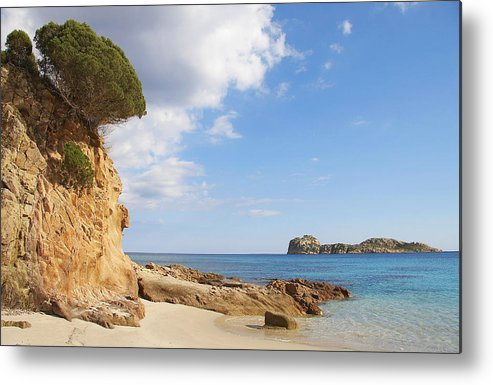 Sardinia Metal Print featuring the photograph Mediterraneum by Elisa Locci