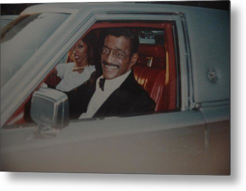Movie Star Metal Print featuring the photograph The Candy Man by Rob Hans