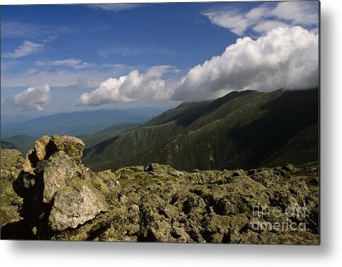 Appalachian Trail Metal Print featuring the photograph White Mountain National Forest - New Hampshire Usa by Erin Paul Donovan