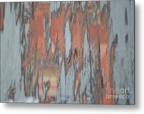 Another Brick In The Wall Metal Print featuring the photograph Another Brick In The Wall by Brian Boyle