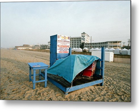 Cape May Metal Print featuring the photograph Beaches 1 by Andrew Williams