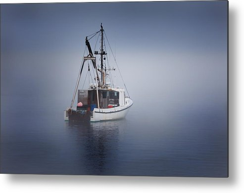 Cape Cod Metal Print featuring the photograph Lost by Bill Wakeley