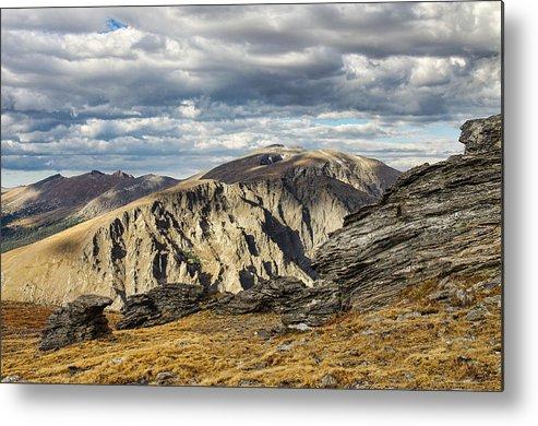 Rocky Mountain National Park Metal Print featuring the photograph Rocky Mountain National Park by Nathan Gingles