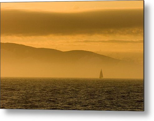 Sunset Metal Print featuring the photograph Acadia National Park Sunset by Sebastian Musial
