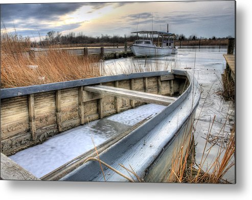 Chesapeake Bay Metal Print featuring the photograph Seaworthy by JC Findley