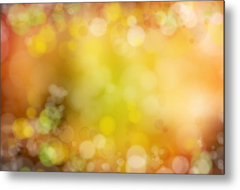 Space Metal Print featuring the photograph Abstract Background by Les Cunliffe