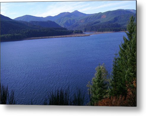 Bloom Metal Print featuring the photograph Lakes 4 by J D Owen