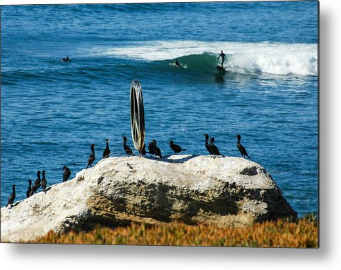 America Metal Print featuring the photograph Ocean Beach Series by Josh Whalen