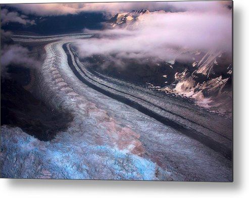 Landscape Metal Print featuring the photograph Untitled by Atul Chopra