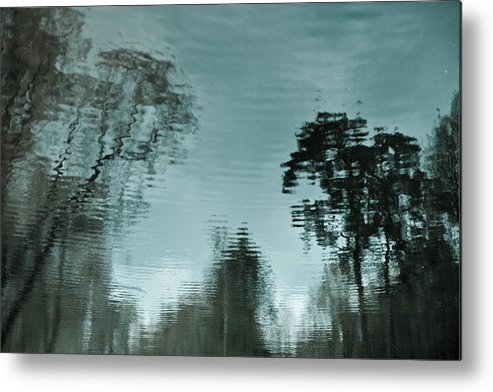 Water Metal Print featuring the photograph Untitled by Vadim Grabbe