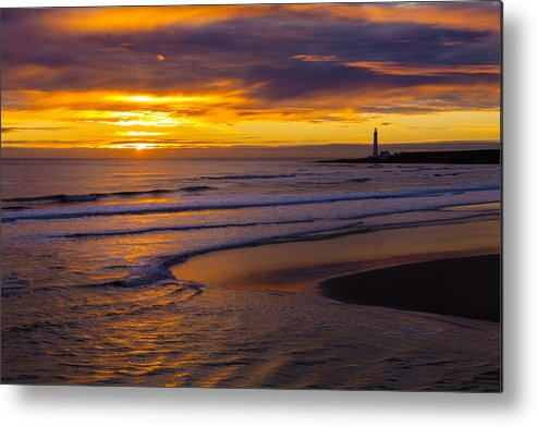 Matthew Metal Print featuring the photograph A Promising Morning? by Matthew Bruce