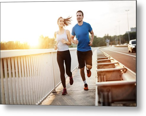 active-couple-jogging-nd3000 - Fifteen natural ways to lower your blood pressure - Health and Food