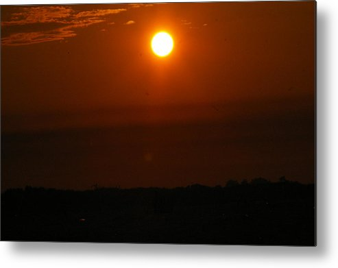 Sunrise Metal Print featuring the photograph Another Sunrise by Michele Embry