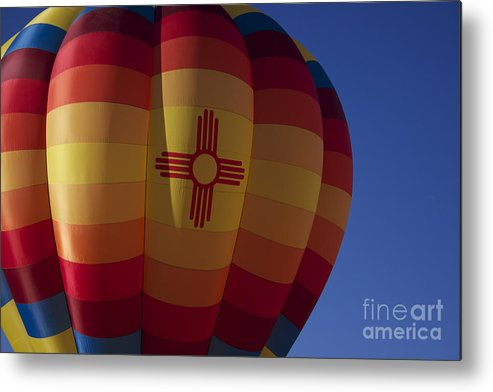 Balloon Metal Print featuring the photograph Balloon by Brad Graves