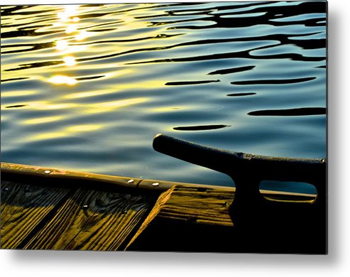 Bay Metal Print featuring the photograph Bay At Rest by Reed McInerny