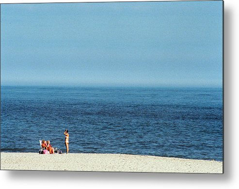 Cape May Metal Print featuring the photograph Beaches 2 by Andrew Williams