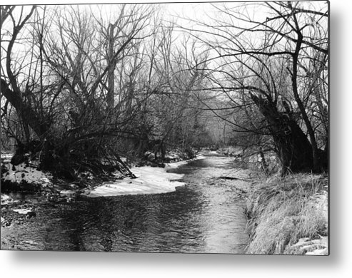 Metal Print featuring the photograph Boulder Creek by David Pantuso